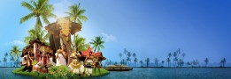 backwater resorts in kerala